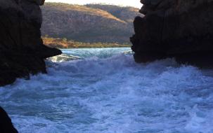 Horizontal Falls, Broome